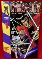 Cyber City: Oedo 808 - Issues 1 to 2 - Set of 2 Comics