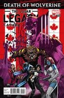 Death of Wolverine: The Logan Legacy - Issues 1 to 7 - Full Set of 7 Comics