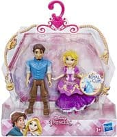 Disney Princess Royal Clips: Rapunzel and Flynn Rider Doll Set