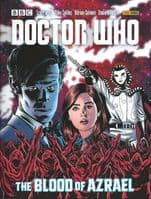 Doctor Who - Collected Eleventh Doctor Comic Strips Volume 4: The Blood of Azrael