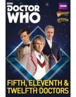 Doctor Who - Exterminate!: Fifth, Eleventh & Twelfth Doctors
