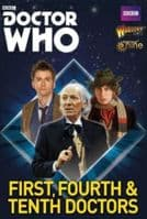 Doctor Who - Exterminate!: First, Fourth & Tenth Doctors