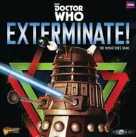 Doctor Who - Exterminate! The Miniatures Game