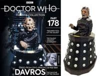 Doctor Who Figurine Collection Part 178: Davros (Resurrection of the Daleks)