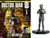 Doctor Who Figurine Collection Part 5: Silurian Warrior