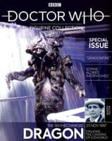 Doctor Who Figurine Collection Special Issue: The Biomechanoid Dragon