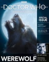 Doctor Who Figurine Collection Special Issue: Werewolf