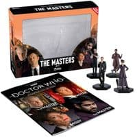 Doctor Who Figurine Collection The Masters Set 2 - The Modern Series Masters Box Set
