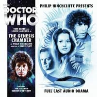 Doctor Who Philip Hinchcliffe Presents - Volume 2.1 The Genesis Chamber - CD Box Set