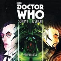 Doctor Who: Scream of the Shalka - By Paul Cornell - 6 x CD Audiobook