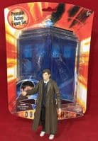 Doctor Who Series 2: The Tenth Doctor - Complete Action Figure with Packaging