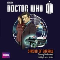Doctor Who: Shroud of Sorrow - By Tommy Donbavand - 6 x CD Audiobook