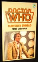Doctor Who Target Novelisation No 82: Mawdryn Undead - Paperback