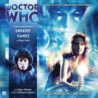 Doctor Who The Companion Chronicles 3.4: Empathy Games - Audio CD