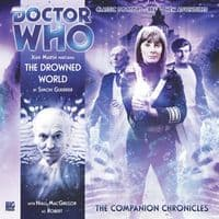 Doctor Who The Companion Chronicles 4.1: The Drowned World - Audio CD