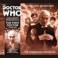 Doctor Who The Companion Chronicles: The First Doctor Volume 1