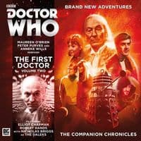 Doctor Who The Companion Chronicles: The First Doctor Volume 2 - Audio CDs