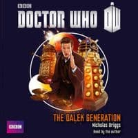 Doctor Who: The Dalek Generation - By Nicholas Briggs - 6 x CD Audiobook