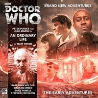 Doctor Who The Early Adventures 1.4: An Ordinary Life - Audio CD
