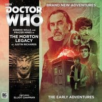 Doctor Who The Early Adventures 4.3: The Morton Legacy - Audio CD