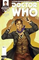 Doctor Who The Eighth Doctor #2 (of 5) (Cover A)