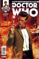 Doctor Who The Eleventh Doctor Adventures #11 (Cover B)