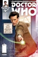 Doctor Who The Eleventh Doctor Adventures #9 (Cover B)