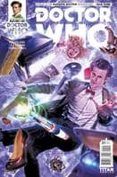 Doctor Who The Eleventh Doctor Adventures: Year Three #1 (Cover B)