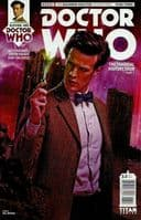 Doctor Who The Eleventh Doctor Adventures: Year Three #3 (Cover B)