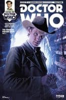 Doctor Who The Eleventh Doctor Adventures: Year Three #4 (Cover B)
