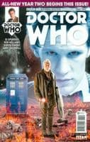 Doctor Who The Eleventh Doctor Adventures: Year Two #1 (Cover B)