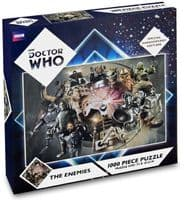 Doctor Who: The Enemies - 1000 Piece Jigsaw Puzzle