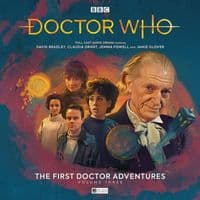 Doctor Who The First Doctor Adventures Volume 03 - Audio CD Box Set