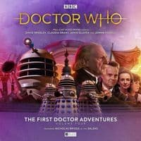 Doctor Who The First Doctor Adventures Volume 04 - Audio CD Box Set