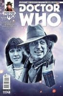 Doctor Who The Fourth Doctor #2 (of 5) (Cover B)