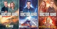 Doctor Who: The Glamour Chronicles - Set of 3 5 x CD Audiobooks (15 CDs Total!)