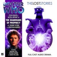 Doctor Who The Lost Stories 3.4: The Guardians of Prophecy - Audio CD
