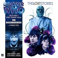 Doctor Who The Lost Stories 3.8: The Rose Mariners - Audio CD