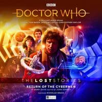 Doctor Who The Lost Stories 6.1: Return of the Cybermen - Audio CD