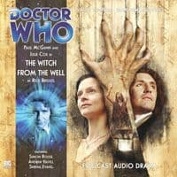 Doctor Who The Monthly Adventures 154: The Witch From The Well - Audio CD
