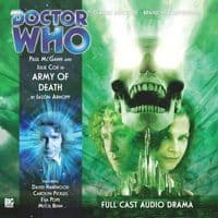 Doctor Who The Monthly Adventures 155: Army of Death - Audio CD