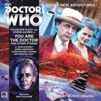 Doctor Who The Monthly Adventures 207: You Are The Doctor and Other Stories - Audio CD