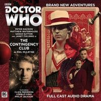 Doctor Who The Monthly Adventures 222: The Contingency Club - Audio CD