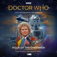 Doctor Who The Monthly Adventures 240: Hour of the Cybermen - Audio CD