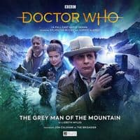 Doctor Who The Monthly Adventures 272: The Grey Man of the Mountain - Audio CD