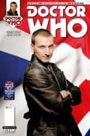 Doctor Who The Ninth Doctor Adventures #1 - Diamond UK Exclusive Variant Cover