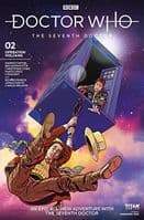 Doctor Who: The Seventh Doctor #2 (of 3) - Cover A