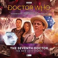 Doctor Who The Seventh Doctor: The New Adventures Volume 01 - Audio CD Box Set