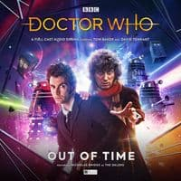 Doctor Who The Tenth Doctor Adventures 01: Out of Time - Audio CD