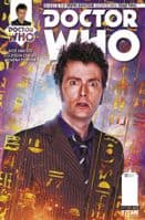Doctor Who The Tenth Doctor Adventures: Year Two #12 (Cover B)